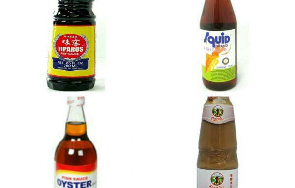 Fisk sauce