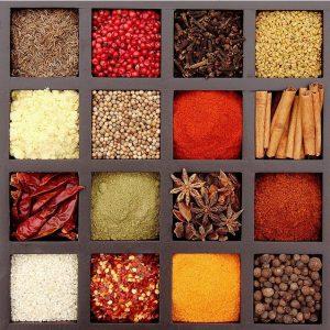 De spændende krydderier