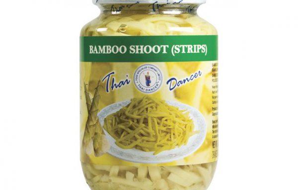 Bamboo Strips 454 G