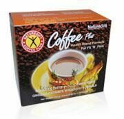 TH Coffee Plus Instant Coffee with Ginseng
