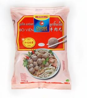 Beef Meatballs / B. VIEN