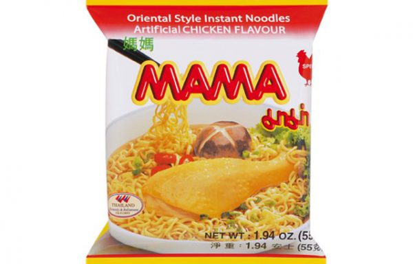 Instant Chicken Noodles 55g