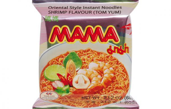 Instant Tom Yum Shrimp Noodles 60 G