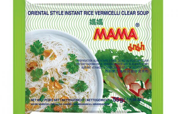 Instant Rice Vermicelli Clear Soup