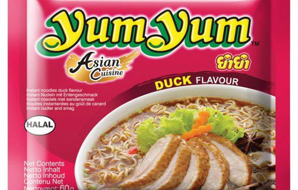 YumYum Instant Duck Noodles
