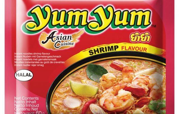 YumYum Instant Shrimp Noodles