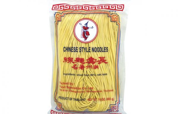 Chinese Yellow Noodles  400 G