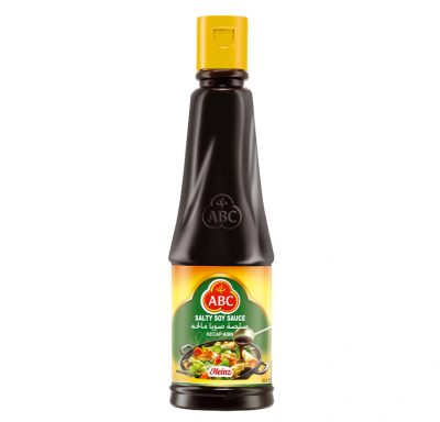 ABC Salty Soy Sauce Asin 600 ML