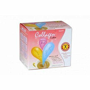 TH Collagen Coffee Instant Mix Powder