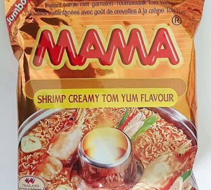 Inst. Shrimp Creamy Tom Yum Noodles 90 G