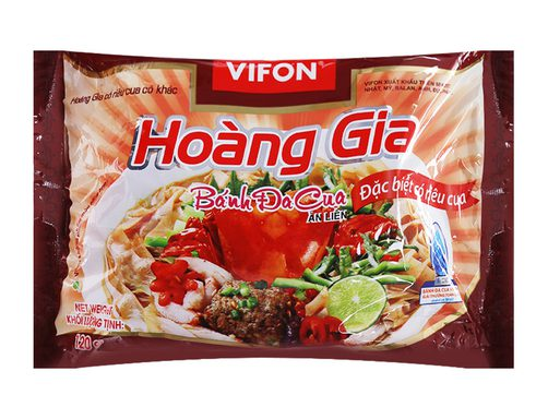 HOANG GIA / Rice Noodle Crad