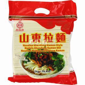 Shandong Ramen Noodles