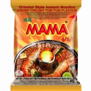 Inst. Shrimp Creamy Tom Yum Noodles 60 G
