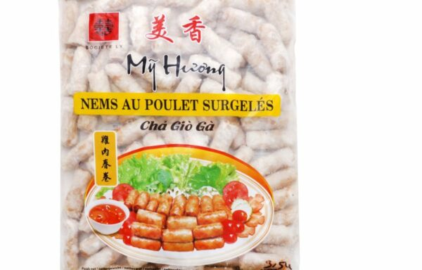 MY HUONG Vietnamese Springrolls with Chicken