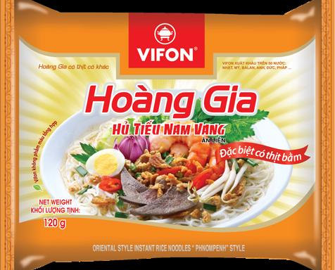 HOANG GIA / Rice Noodle Nam Vang