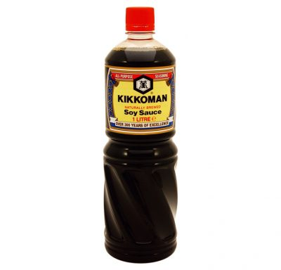 Kikkoman Soy Sauce 1000ml