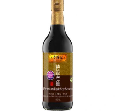 LLK Premium Dark Soy Sauce