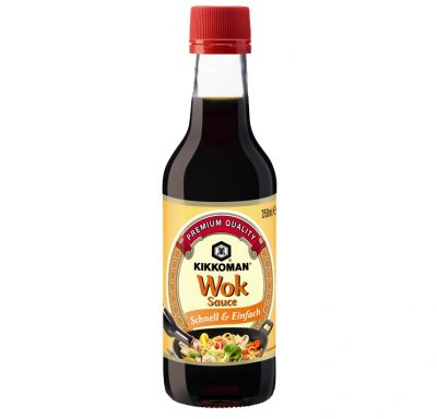 Kikkoman Wok Sauce Quick & Easy  250ml