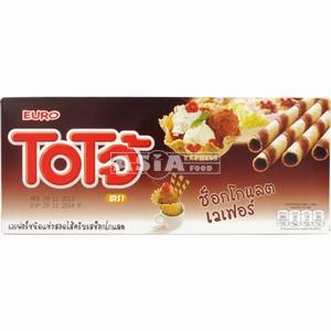 EURO  Ojo Chocolate Wafer 80 GR
