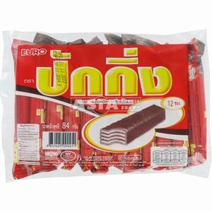 EURO  Peking Chocolate Wafer 12X7 G