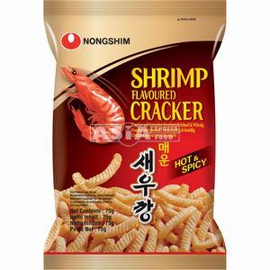 NONGSHIM  Shrimp Cracker Hot