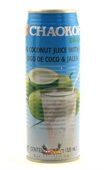 CHAOKOH COCONUT JUICE W/JELLY