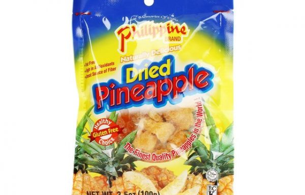 Dried Pineapple 100 G