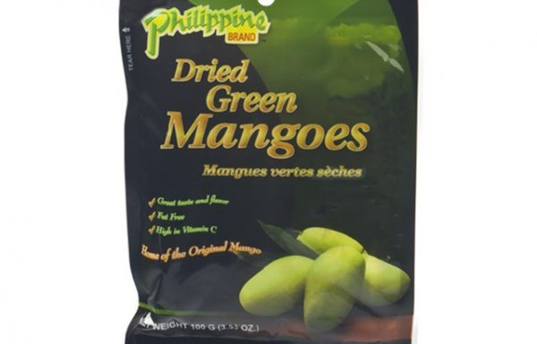 Dried Green Mango 100 G