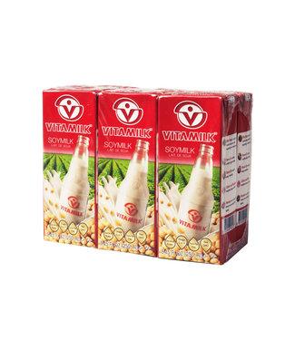 Vitamilk Soymilk  Drink 6-pack