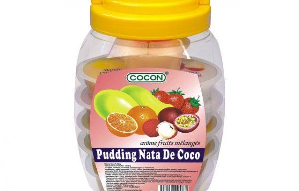 Nata de Coco Assorted Flavours (16 cups) 1280 G