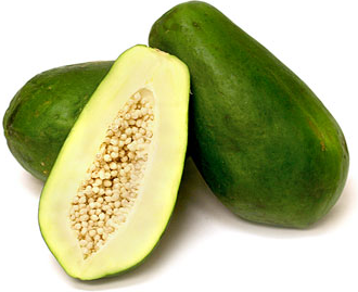 Green Papaya