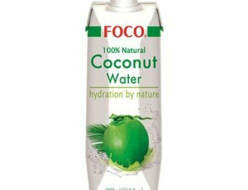 FOCO  Coconut Water 100%