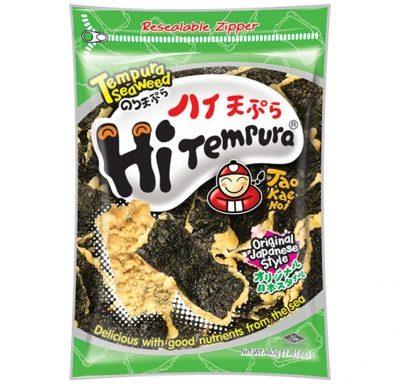 Taokaenoi Tempura Seaweed Snacks Original