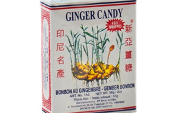 Ginger Candy 56 G