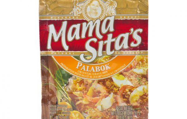 Mamasita Palabok Gravy Mix 57 G
