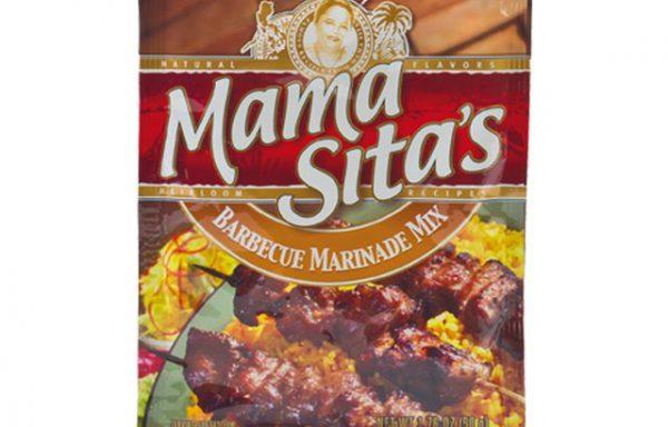 Mamasita Barbecue Marinade Mix  50 G