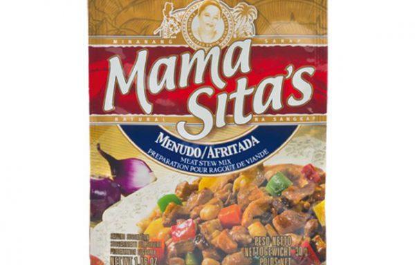 Mamasita Menudo / Afritada Meat Stew Mix  30 G