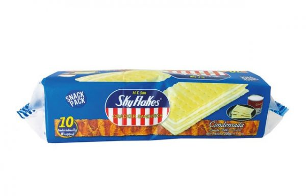 Sky Flakes Cracker filled with cream 300 G