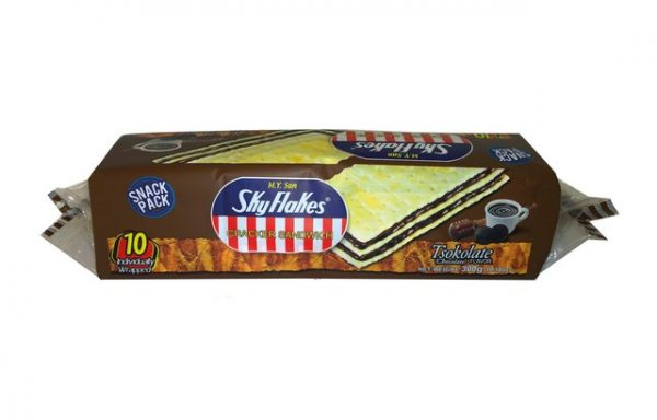 Sky Flakes Chocolate Cracker 300 G