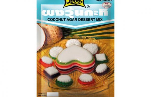LOBO Coconut Agar Dessert Mix 60 G