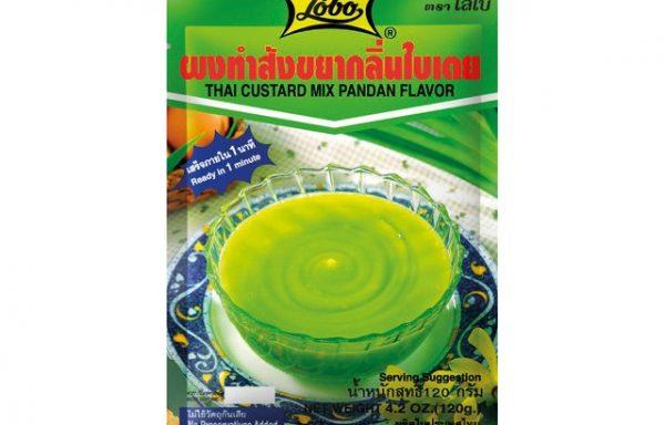 LOBO Thai Pandan Custard 120 G