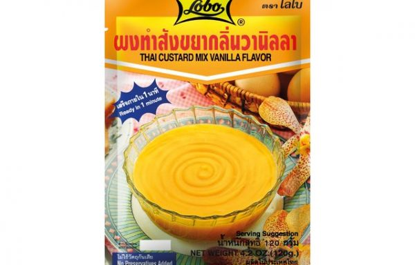 LOBO Thai Vanilla Custard 120 G