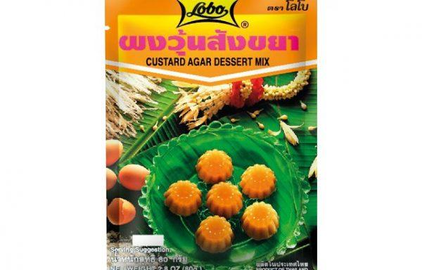 LOBO Custard Agar Dessert Mix 80 G