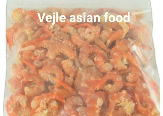 R. SPEAR SHRIMPS DRIED AND SALTED / TOM KHO