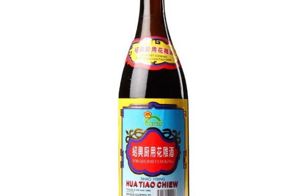Shaoxing Wine (Hua Diao Wine) 14% Alc