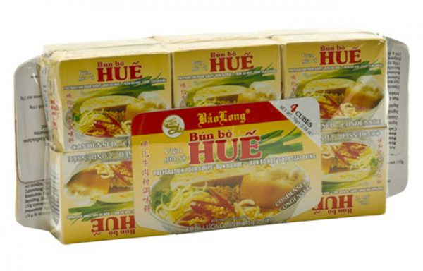 BAO LONG Bun Bo Hue (Clear soup) cubes 75 G
