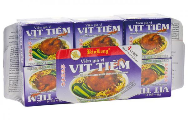 BAO LONG Vit Tiem (Stewed duck) cubes 75 G
