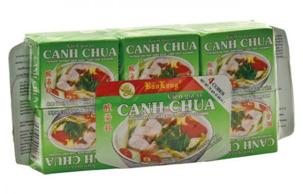 BAO LONG Canh Chua (Sour soup ) cubes 75 G