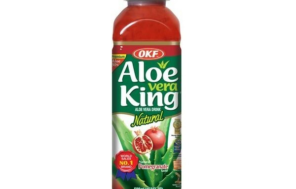 OFK Aloe Vera Drink Pomegranate