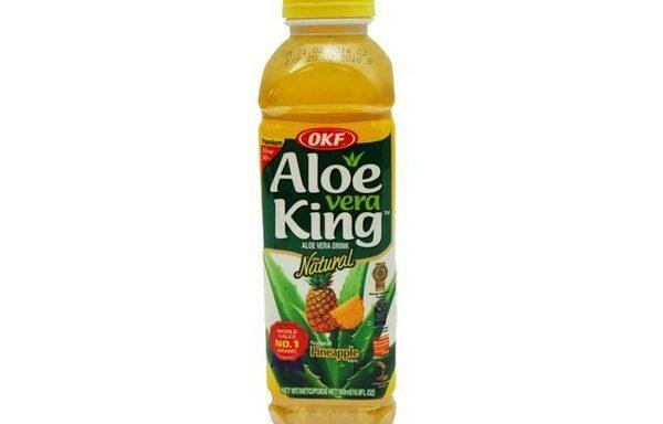OFK Aloe Vera Drink Pineapple